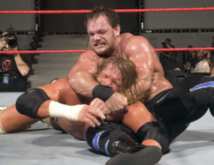 Chris Benoit.