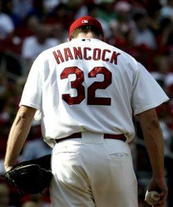 Josh Hancock.