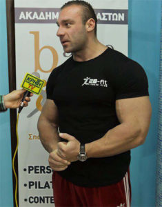 Daniele Seccarecci.